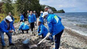 Всемирный день добровольной очистки прибрежных районов