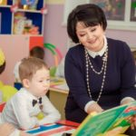 День дошкольного работника в Казахстане
