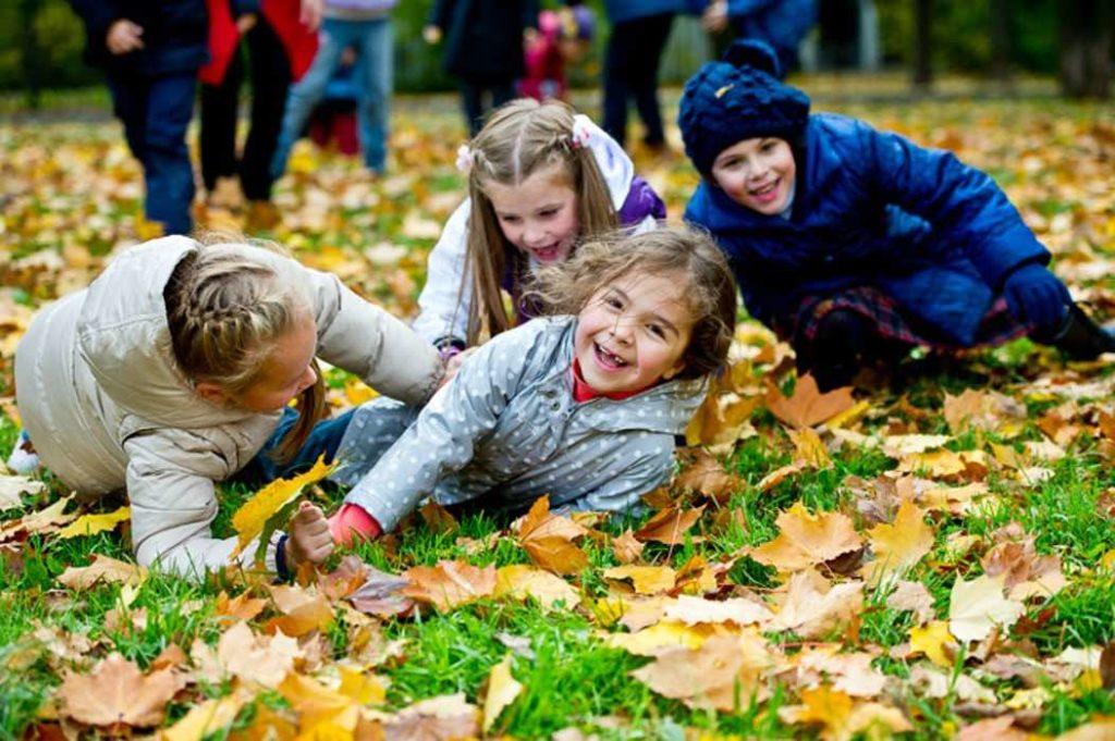 школьников осенние каникулы
